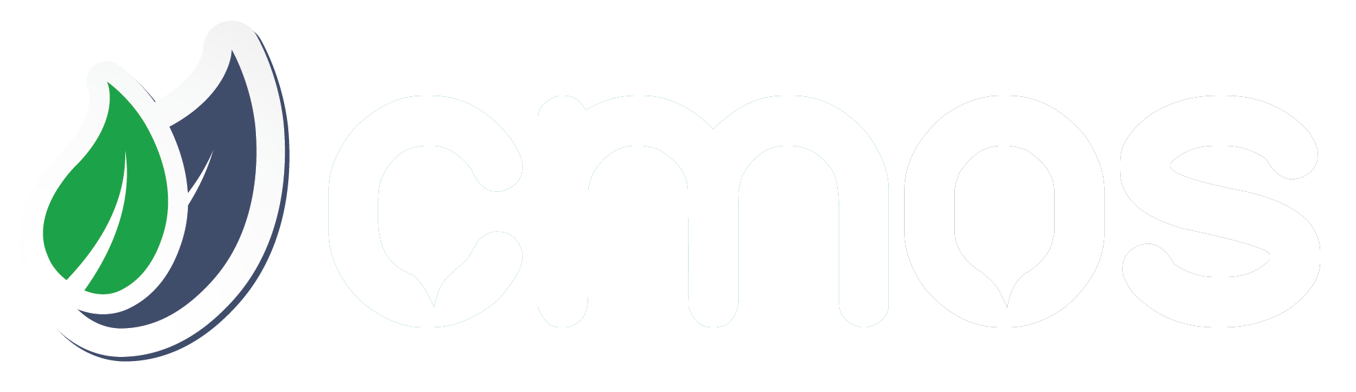CMOS LOGO WHITE (for dark background)